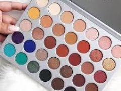 Палетка теней Morphe THE JACLYN HILL EYESHADOW PALETTE (35 цетов)
